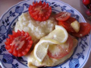 Wildlachsfilet mit Kohlrabi-Kartoffelstampf - Rezept