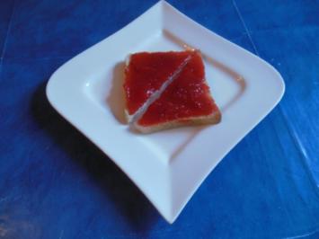 Erdbeer-Vanille-Marmelade - Rezept