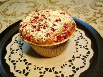 Ribisel-Muffins ... - Rezept