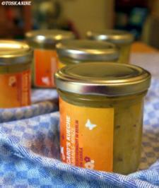 Ananas-Minz-Marmelade - Rezept