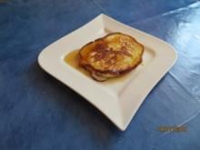 Süßspeisen: Pancake super fluffig - Rezept