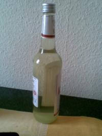 Rezept: Holunderblütenlikör