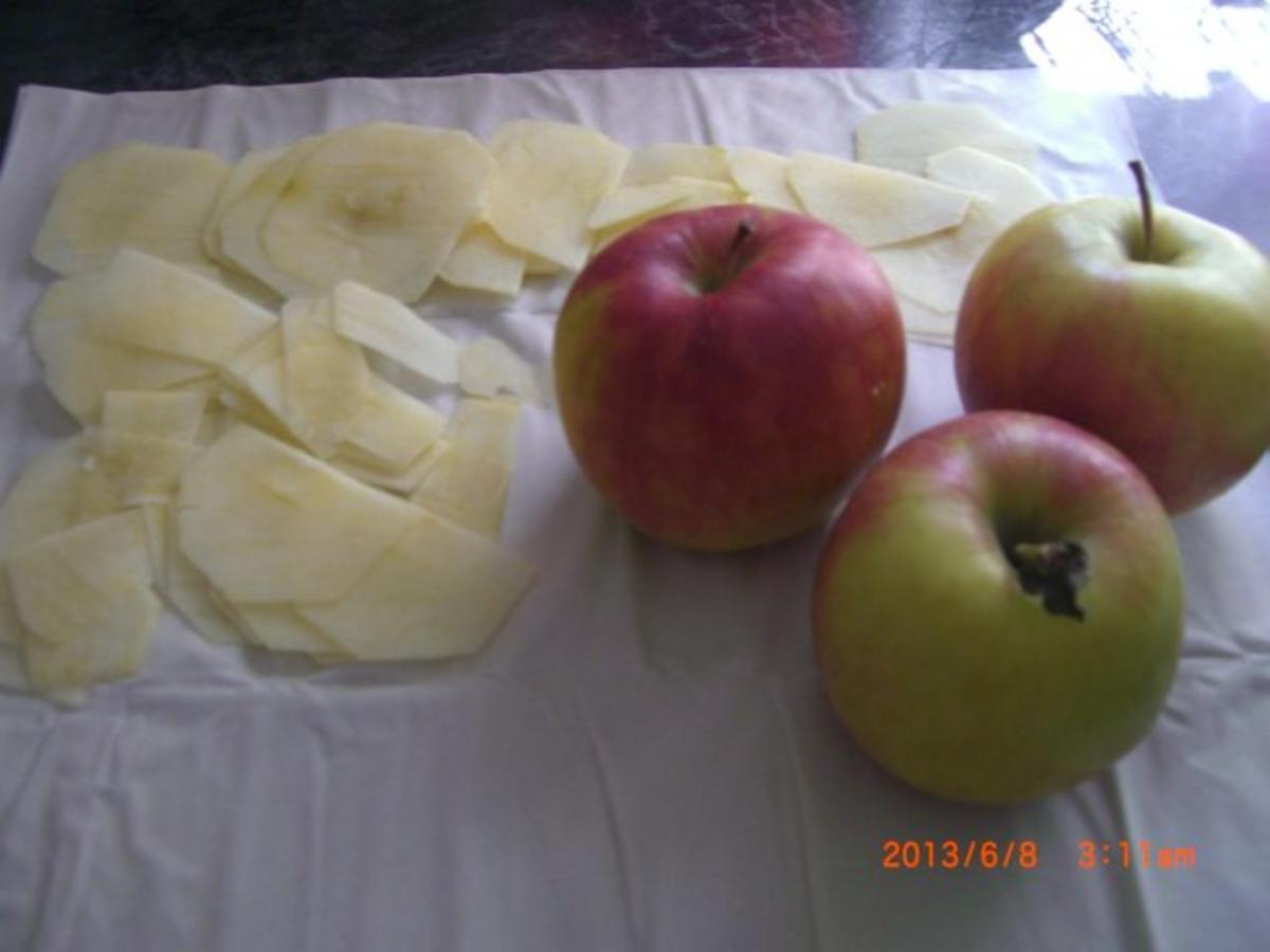 Bilder für Apfelstrudel auf meine Art - Rezept