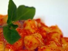 Gnocchi di Ricotta al Burro Rosso - Rezept