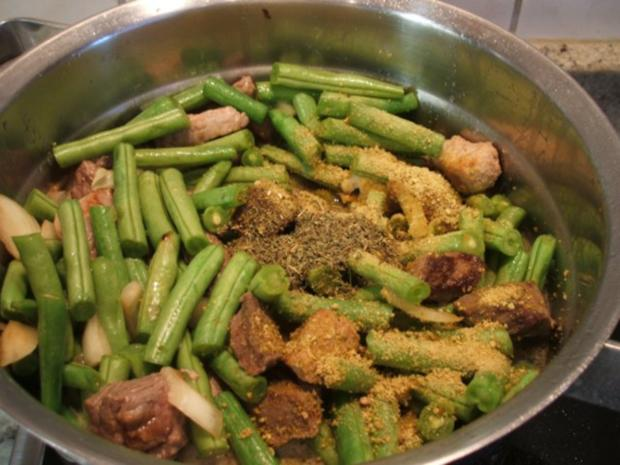 Suppen: Grüne-Bohnen-Eintopf - Rezept - Bild Nr. 6