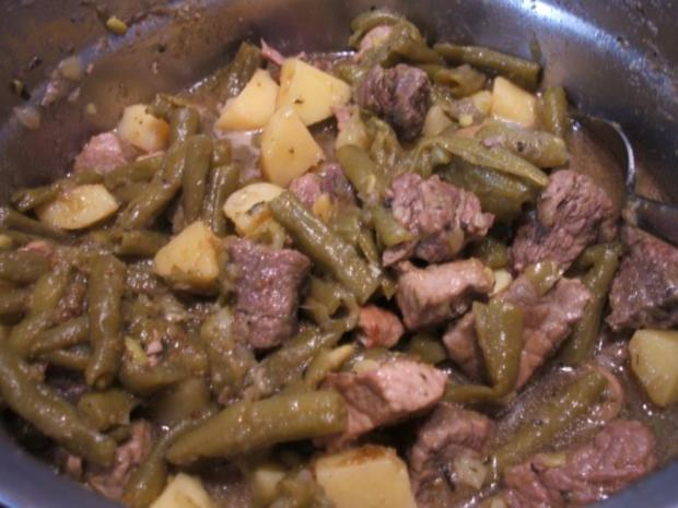 Suppen: Grüne-Bohnen-Eintopf - Rezept - Bild Nr. 7