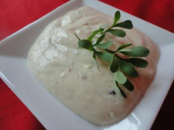 Meerrettich-Senf Saucen Dip - Rezept