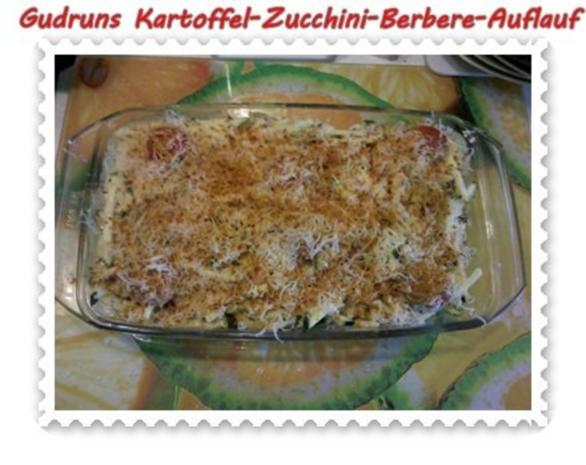 Auflauf: Kartoffel-Zucchini-Berbere-Auflauf - Rezept - Bild Nr. 6