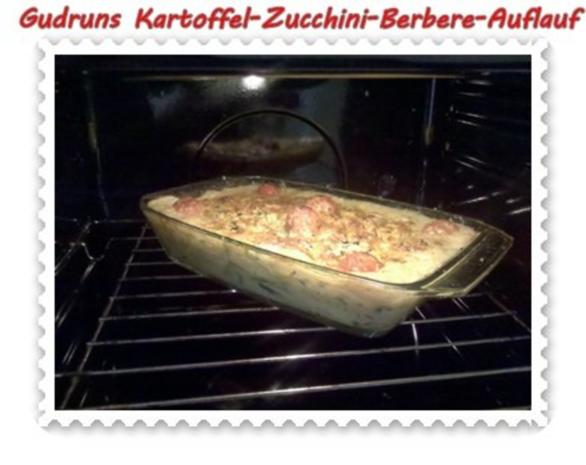 Auflauf: Kartoffel-Zucchini-Berbere-Auflauf - Rezept - Bild Nr. 7