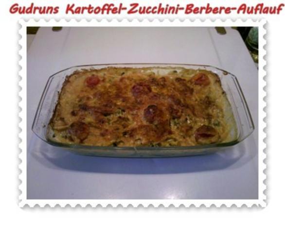 Auflauf: Kartoffel-Zucchini-Berbere-Auflauf - Rezept - Bild Nr. 8
