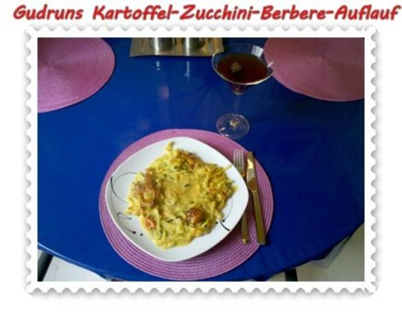 Auflauf: Kartoffel-Zucchini-Berbere-Auflauf - Rezept - Bild Nr. 9