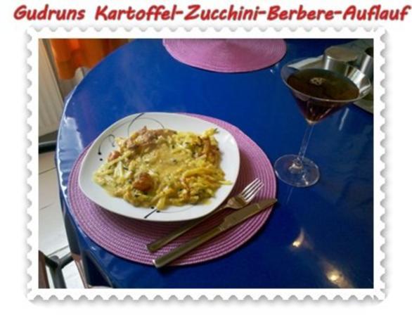 Auflauf: Kartoffel-Zucchini-Berbere-Auflauf - Rezept - Bild Nr. 10