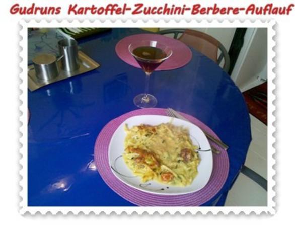 Auflauf: Kartoffel-Zucchini-Berbere-Auflauf - Rezept - Bild Nr. 11