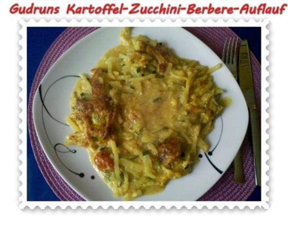 Auflauf: Kartoffel-Zucchini-Berbere-Auflauf - Rezept - Bild Nr. 12