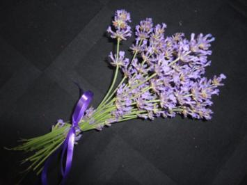 Lavendel Zucker - Rezept