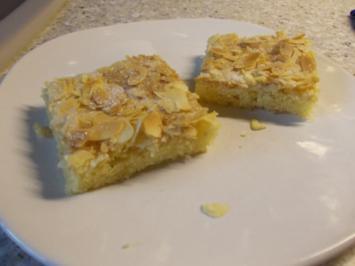 Zuckerkuchen - Rezept
