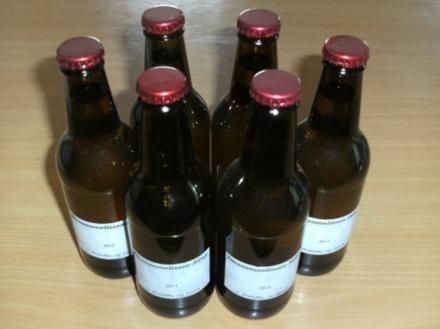 Getränk: Zitronenmelisse-Ingwer-Sirup - Rezept