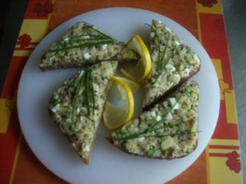 Häckerle  von Matjes - Rezept