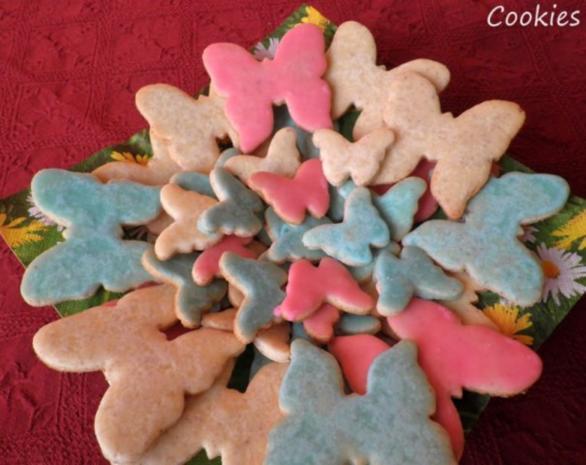 Rezept fur sommer kekse