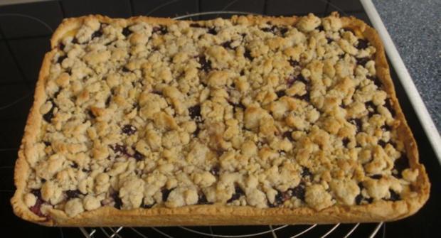 Kirsch Quark Streuselkuchen Rezept Mit Bild Kochbar De