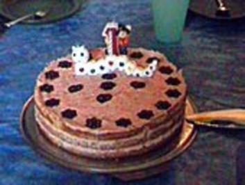 Rezept: Schnelle Mandarinen - Quark - Torte