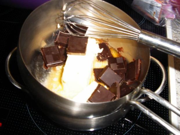 Schokoladen-Joghurt -Kuchen - Rezept - Bild Nr. 3