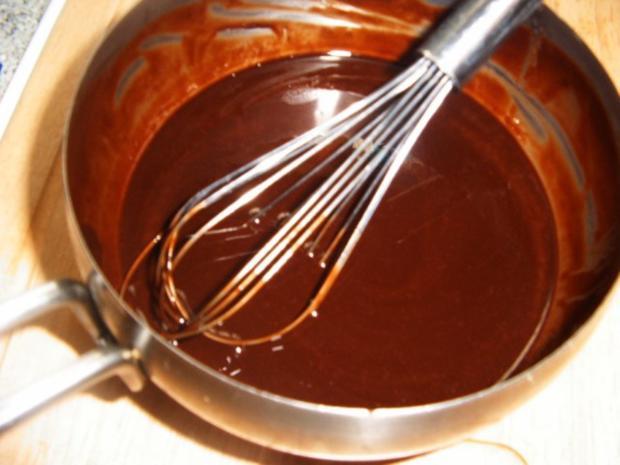Schokoladen-Joghurt -Kuchen - Rezept - Bild Nr. 4