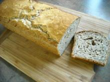 Glutenfreies Brot - No. 1 - Rezept