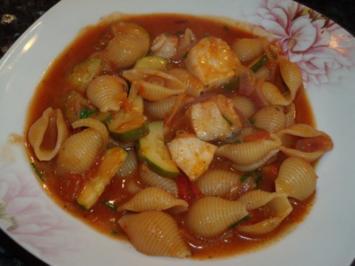 Italienische Fischsuppe - Rezept