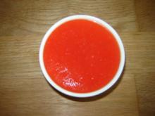 Erdbeer Panna Cotta - Rezept