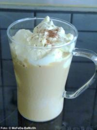 "Eiskaffee ""Latte macchiato"" - Rezept"