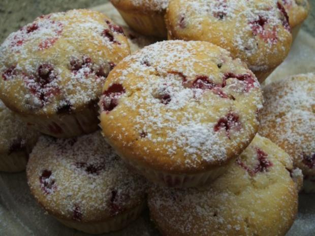 Super leckere johannisbeer muffin rezept
