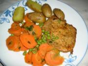 marinierte Koteletts die eigentlich auf den Grill sollten - Rezept