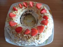 Erdbeer - Vanille - Kranz - Rezept