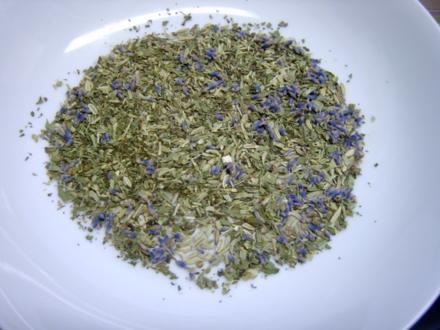 Kräuter der Provence Gewürzmischung - Rezept