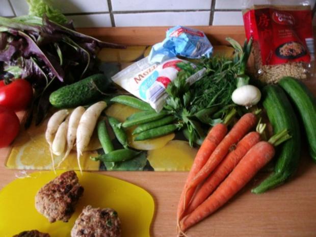 Limburger Gemüsepfanne - Rezept - Bild Nr. 3