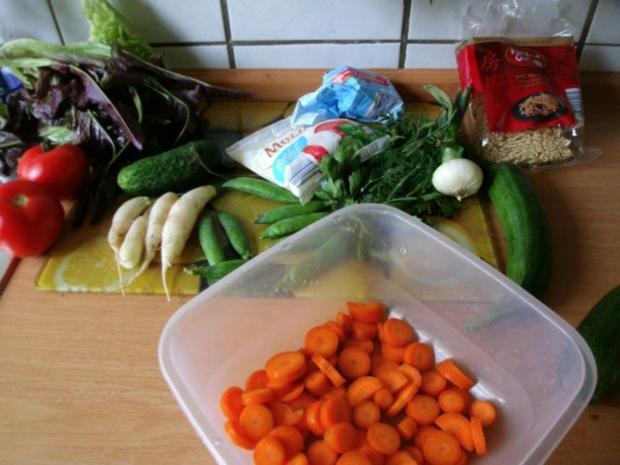 Limburger Gemüsepfanne - Rezept - Bild Nr. 5
