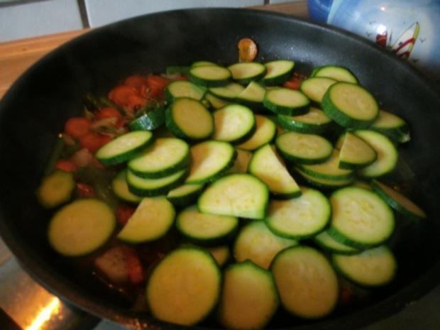Limburger Gemüsepfanne - Rezept - Bild Nr. 8