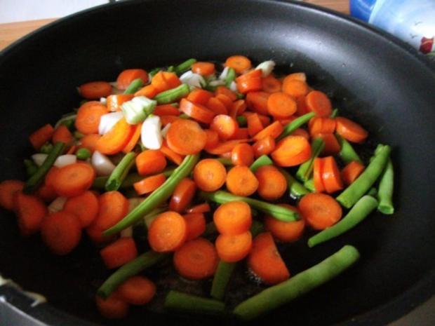 Limburger Gemüsepfanne - Rezept - Bild Nr. 9