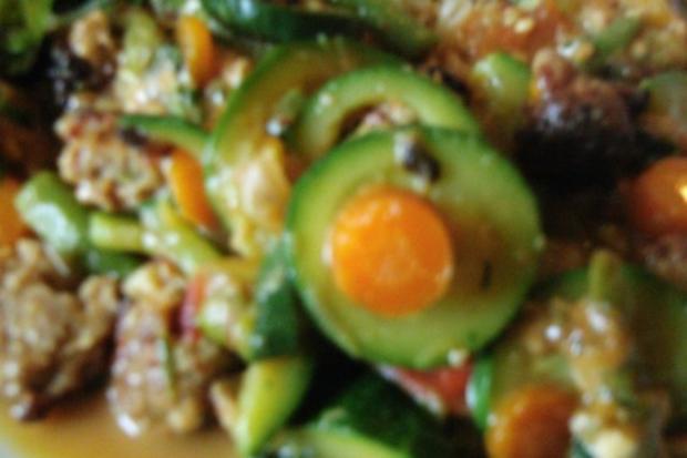 Limburger Gemüsepfanne - Rezept - Bild Nr. 13