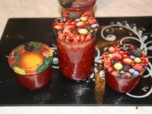Erdbeer Marmelade - Rezept