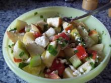 Hexenladys fruchtiger Hirtensalat - Rezept