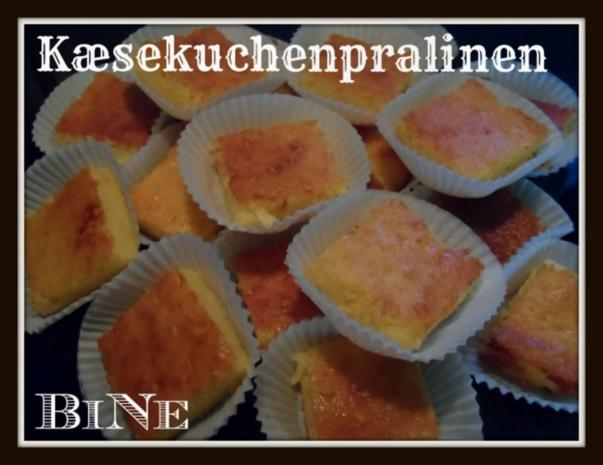 BiNe` S KÆSEKUCHENPRALINEN - Rezept - Bild Nr. 6