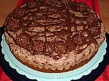 Feine Rocher - Torte - Rezept