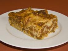 Lasagne verdi al forno - Rezept