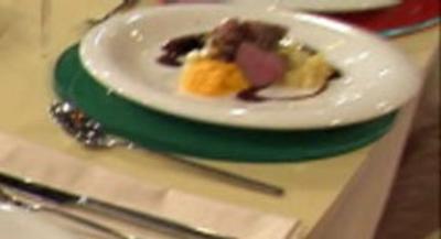 Marinierte Lammkoteletts mit Karotten und Ingwer a la Henze (Christian Henze) - Rezept