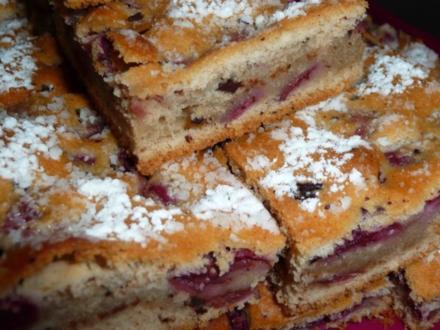 Leegebrucher Kirschkuchen - Rezept