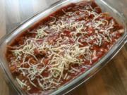 """Hähnchen-Tomate-Paprika-Auflauf"" alla Trapper - Rezept"
