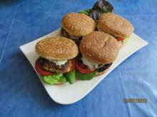 Fingerfood: Fischburger - Rezept