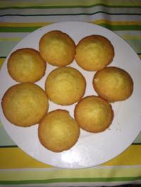 Getränkte Zitronen Muffins - Rezept